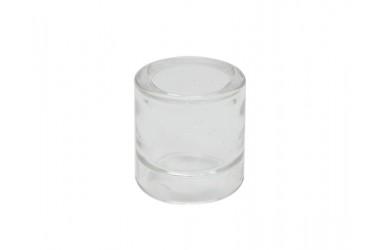 SOBRETAMPA PETIT COLAR B.15 GLASS TRANSP - LINHA UNIVERSE