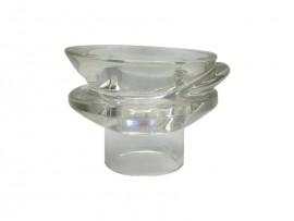 SOBRETAMPA SERENA B.15 GLASS TRANSP