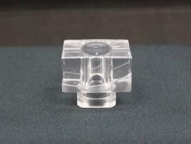 SOBRETAMPA BRAD B.15 GLASS TRANSP