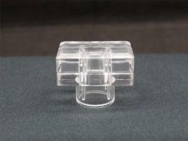 SOBRETAMPA BRIDGE-ESTILO B.15 GLASS TRANSP